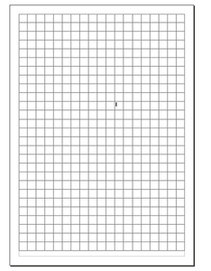 Free download 1cm squared paper Microsoft Word, Excel or Powerpoint template free to be edited with LibreOffice online or OpenOffice Desktop online