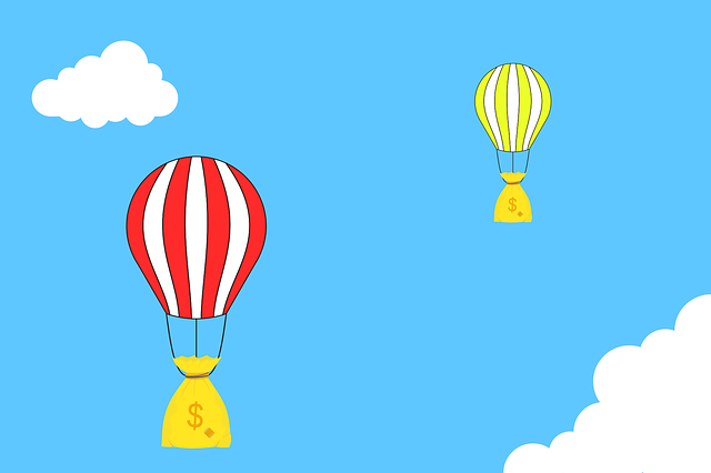 Free download Air Ballon Money BagFree vector graphic on Pixabay free illustration to be edited with GIMP online image editor