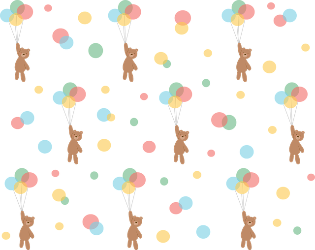 Free download Bear Balloon Children - Free vector graphic on Pixabay free illustration to be edited with GIMP online image editor