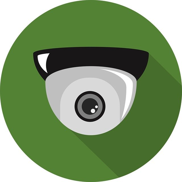 Free download Cctv Security Camera free illustration to be edited with GIMP online image editor