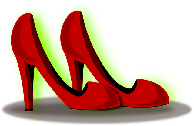 Free download Female Shoes FashionFree vector graphic on Pixabay free illustration to be edited with GIMP online image editor