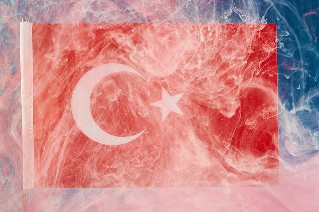 Free download Flag Turkey National free illustration to be edited with GIMP online image editor
