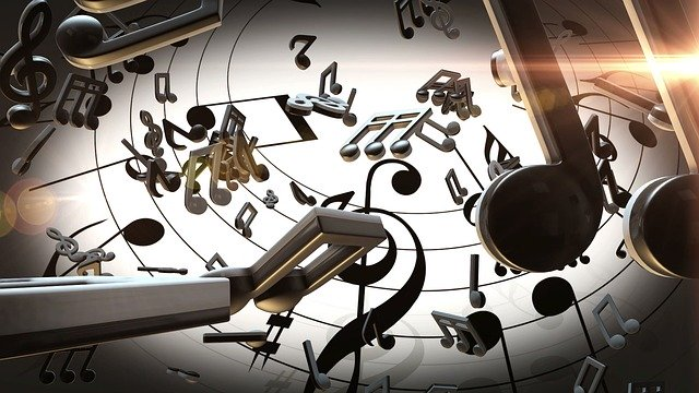Free download Music Note Notes free illustration to be edited with GIMP online image editor