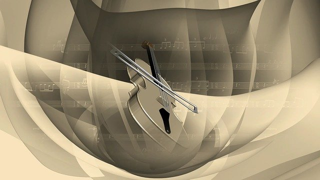 Free download Music Violin Instrument free illustration to be edited with GIMP online image editor