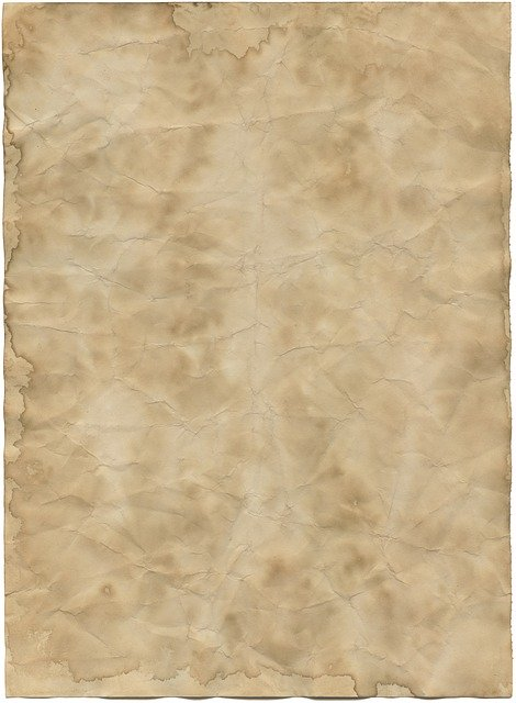 Free download Old Paper Parchment free illustration to be edited with GIMP online image editor