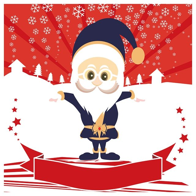 Free download Santa Claus Suit Merry Christmas -  free illustration to be edited with GIMP online image editor