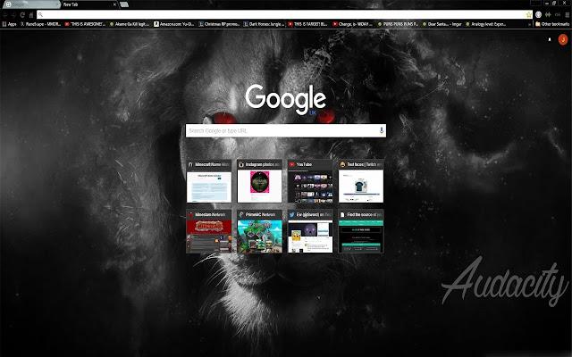 Audacity audio editor online