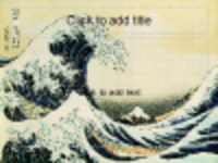 Free download The Great Wave at Kanagawa Microsoft Word, Excel or Powerpoint template free to be edited with LibreOffice online or OpenOffice Desktop online