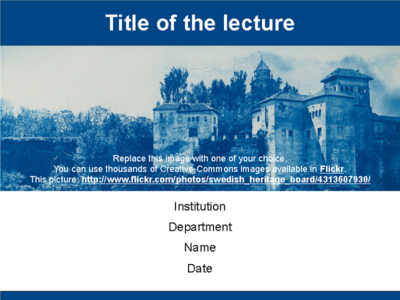 Free download University Course Material Template DOC, XLS or PPT template free to be edited with LibreOffice online or OpenOffice Desktop online