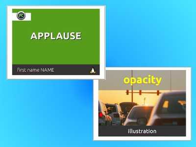 Free download applause DOC, XLS or PPT template free to be edited with LibreOffice online or OpenOffice Desktop online