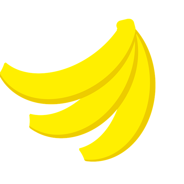 Free download Bananas Banana Bunch Fruits free illustration to be edited with GIMP online image editor