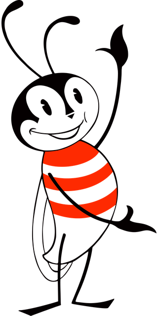 Free download Bee Insect AnimalFree vector graphic on Pixabay free illustration to be edited with GIMP online image editor