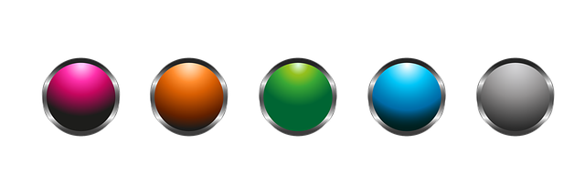 Free download Buttons Circles Colors free illustration to be edited with GIMP online image editor
