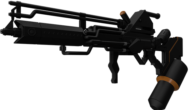 Free download District 9 Alien Weapon Gas free illustration to be edited with GIMP online image editor