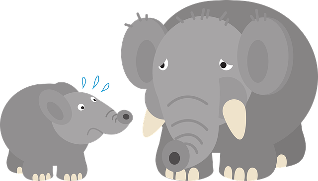 Free download Elephant Animal BabyFree vector graphic on Pixabay free illustration to be edited with GIMP online image editor