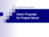 Free download Grant Proposal Presentation Template Microsoft Word, Excel or Powerpoint template free to be edited with LibreOffice online or OpenOffice Desktop online