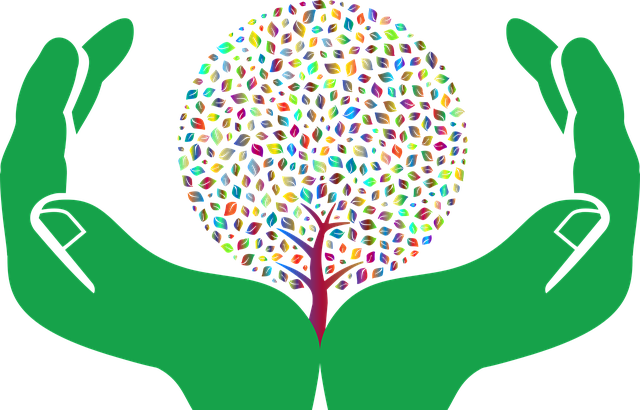 Free download Hands Tree ConservationFree vector graphic on Pixabay free illustration to be edited with GIMP online image editor