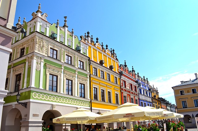 Free download Lublin Rynek Poland free photo template to be edited with GIMP online image editor