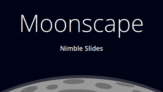 Free download Moonscape Impress Template DOC, XLS or PPT template free to be edited with LibreOffice online or OpenOffice Desktop online