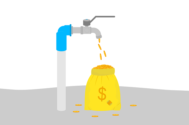 Free download Open Water Faucet IncomeFree vector graphic on Pixabay free illustration to be edited with GIMP online image editor
