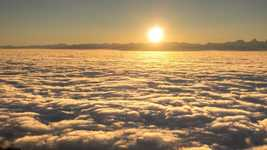 Free download Sea Of Fog Alpine Sunrise free video to be edited with OpenShot online video editor